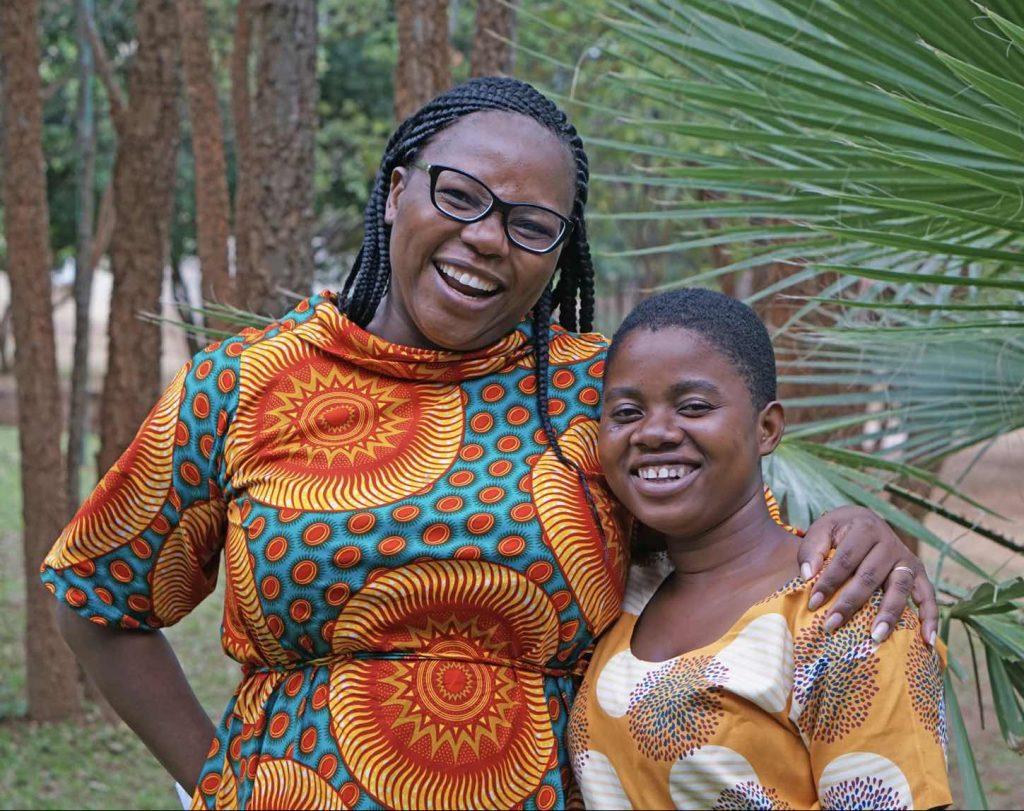CAMFED Association leaders Fiona Mavhinga and Rose Alexander