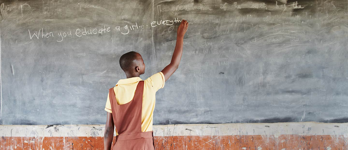 Why girls' education