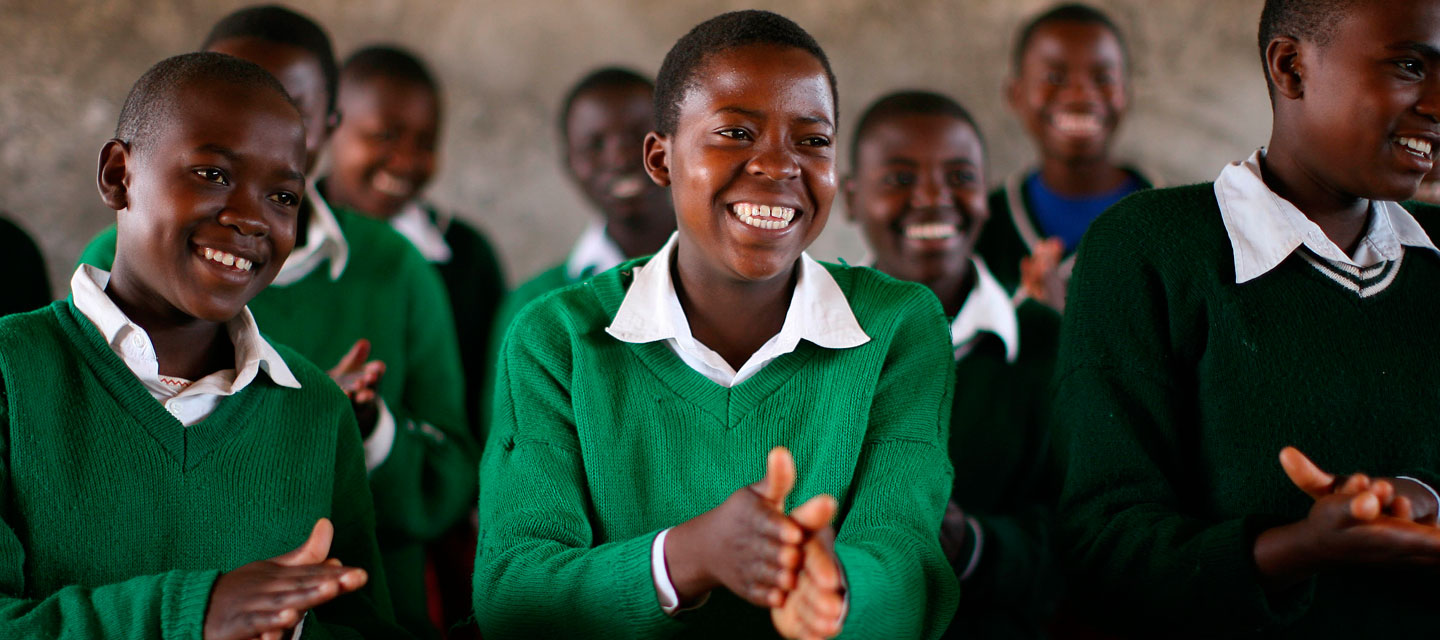 TES Global and Camfed: A partnership for girls' education