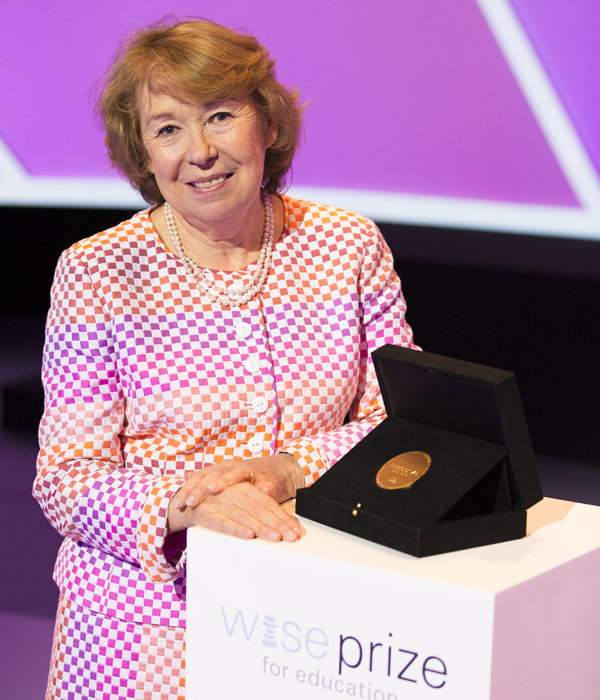 2014_WISE_Prize_for_Education_Ms_Ann_Cotton_OBE