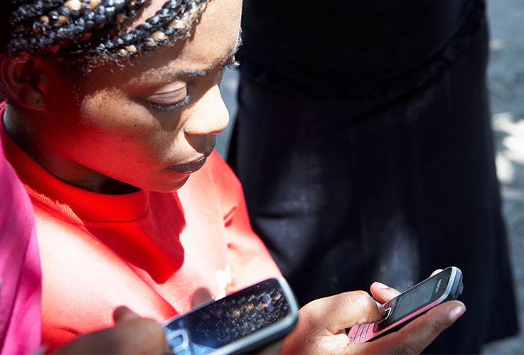 Camfed Recognized as Leader in use of Technology and Impact Data to Inform Girls' Education Programs