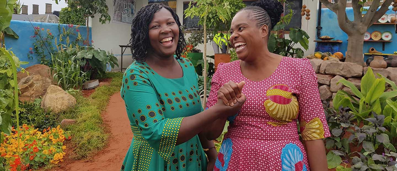 Hero_-_Clarah_and_Sinikiwe_CAMFED_Garden