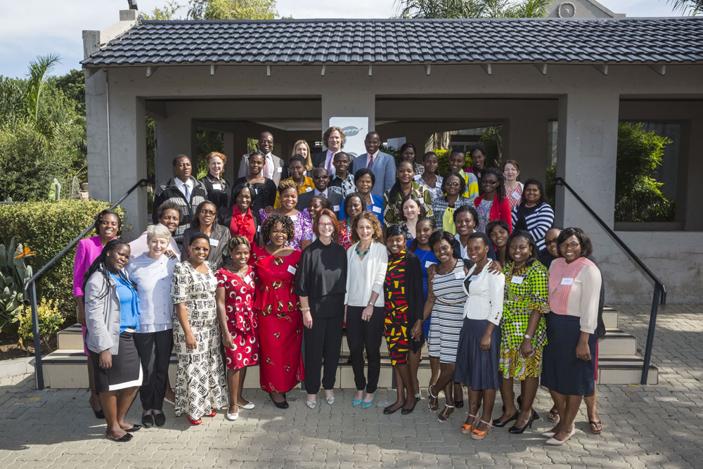 On 10 February 2016, Julia Gillard pledged her support as patron to Camfed and its CAMA alumnae leaders.