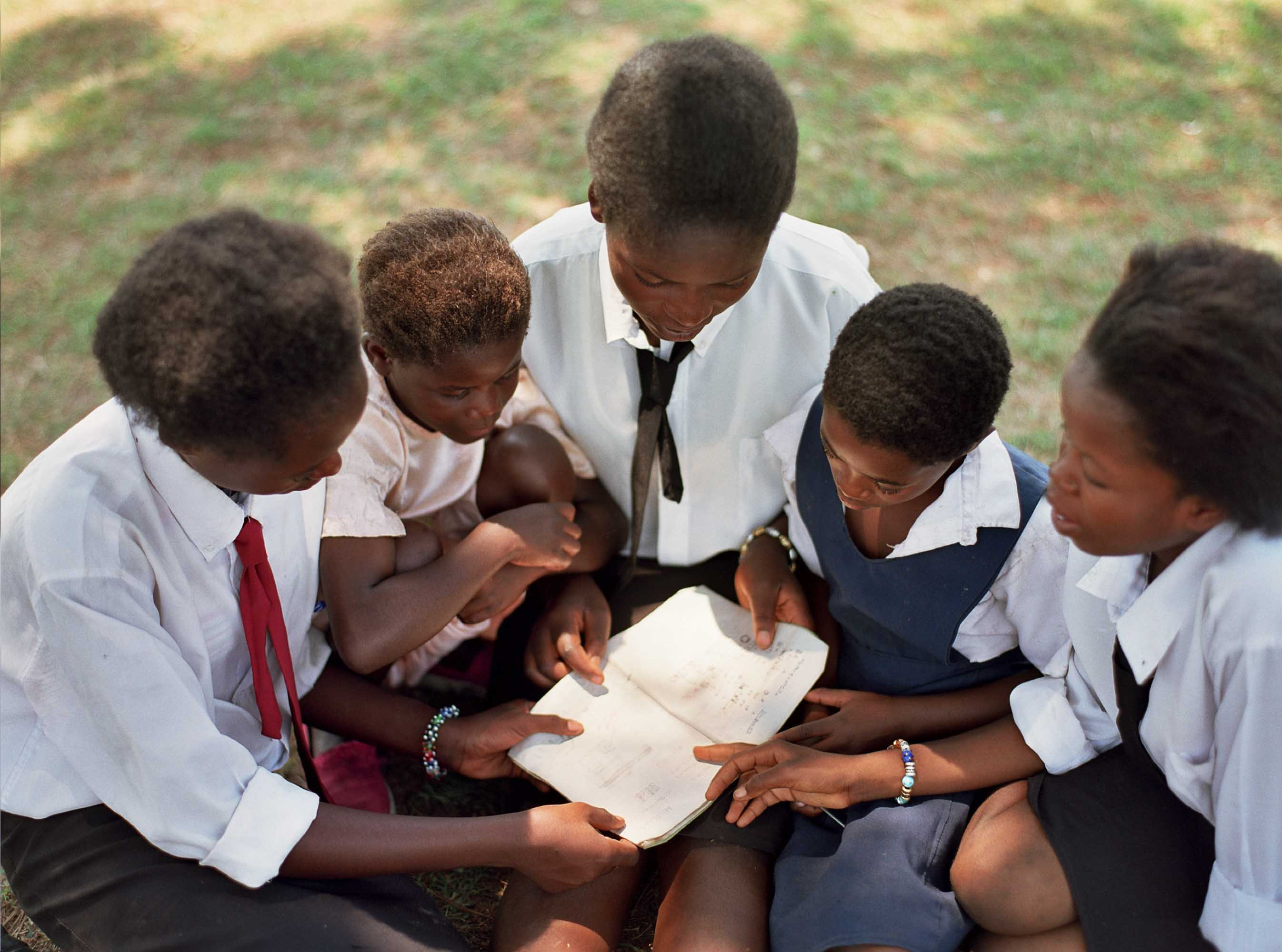 Camfed's alumnae support girls to stay in school, help to prevent child marriage, and return young mothers to school.