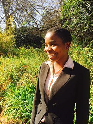 Natasha Mubaza joined CAMA in 2013