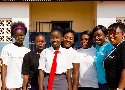 #TimesUp for Girls' Exclusion: Camfed Annual Review 2017