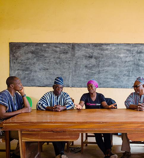 Barbara Chilangwa joins Skoll World Forum political partnerships session