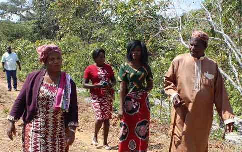 News_feature_-_Dorothy_Kasanda_and_Chief_Nkula