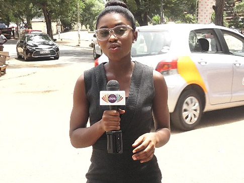 Bervelyn reporting for Citi TV
