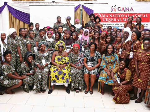 CAMFED Association Annual General Meeting in Ghana 2019
