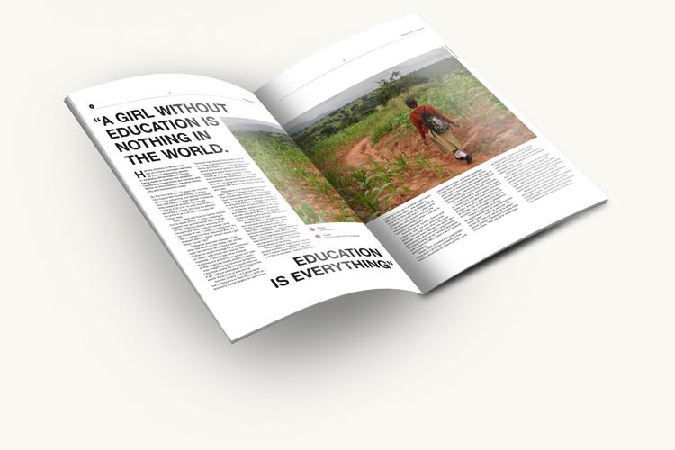 Cambridge Research Horizons Magazine