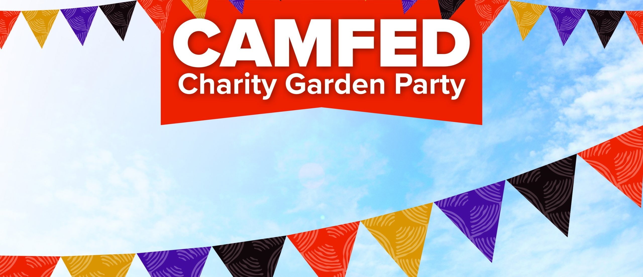 Hold a CAMFED garden party