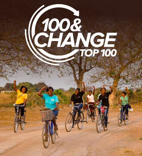 MacArthur Foundation: CAMFED among Top 100 world-changing solutions