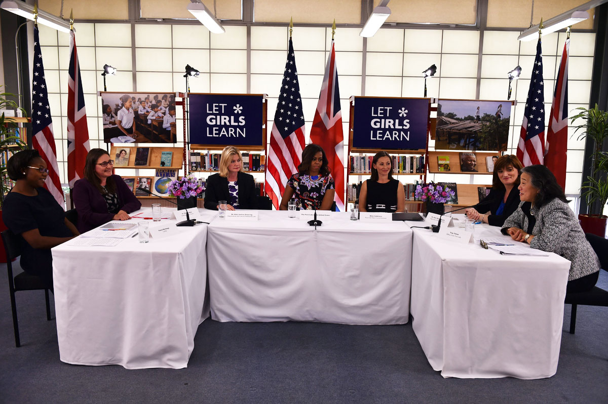 Fiona Mavhinga joins Michelle Obama Camfed #LetGirlsLearn