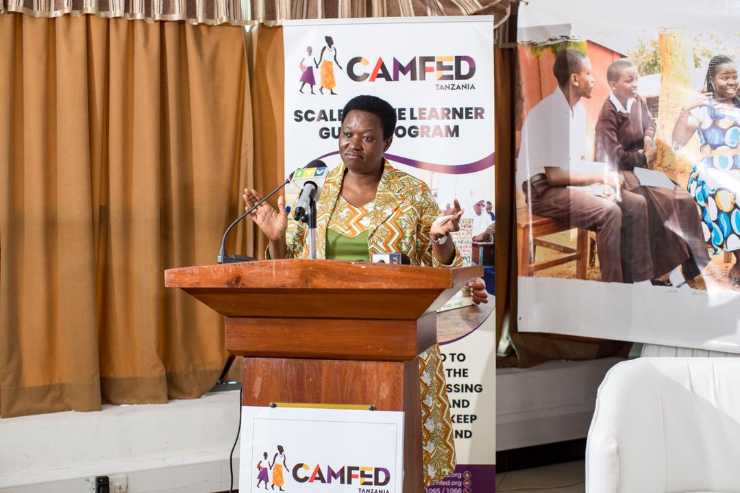 Prof Carolyne Nombo-Deputy Perm Secty- MoEST-CAMFED-TZ-RTSL-event_Anna-Sawaki_2021-09-23